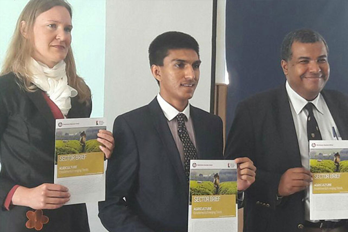 KBG Launches First Sector Brief on Agriculture